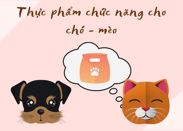 Thực phẩm chức năng cho chó - mèo (1)