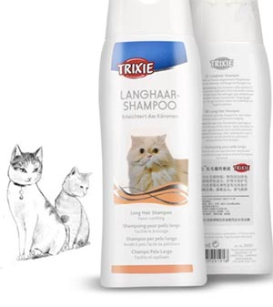 Sữa tắm cho mèo Trixie Shampoo