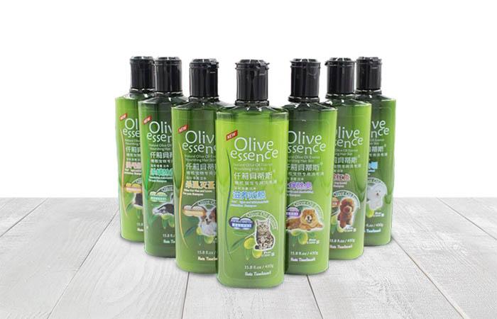 Đánh giá sữa tắm Olive Essence cho mèo