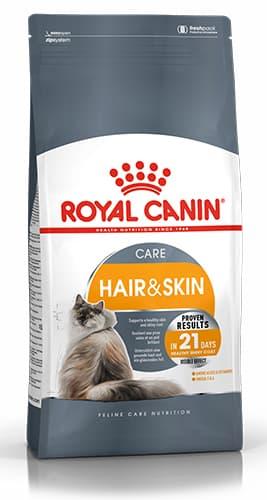 Review thức ăn cho mèo Royal Canin Hair & Skin