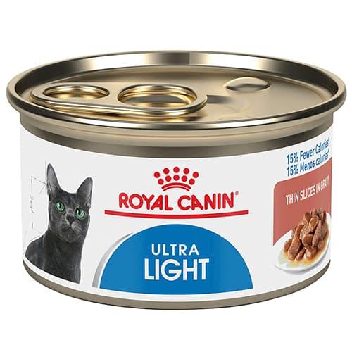 Review thức ăn royal canin ultra light cho mèo giảm cân