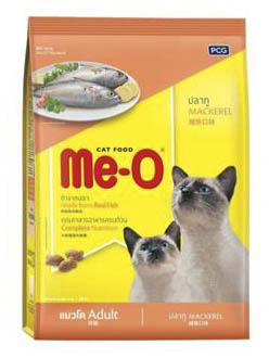 Thức ăn cho mèo Me-O Thái Lan