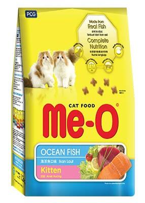 Thức ăn cho mèo con Kitten Me-O