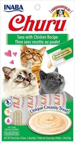 thức ăn cho mèo inaba churu của Mỹ